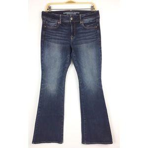 American Eagle AE Kick Boot Jeans Denim